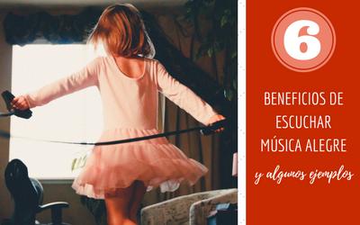 6 Beneficios de escuchar música y algunas sugerencias.