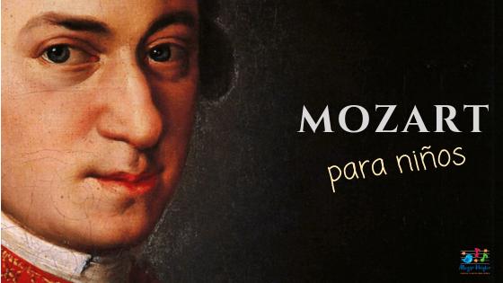 Mozart Para Niños Su Biografía Y Sus Principales Obras