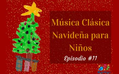 Música clásica navideña para niños