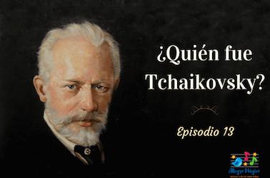 ¿Quién fue Tchaikovsky? – Biografía para niños