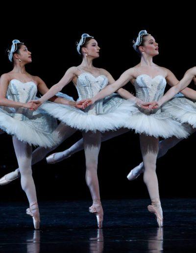 El Lago de los Cisnes ballet para niños
