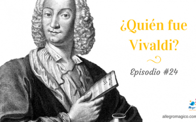 Vivaldi para niños – Biografía corta