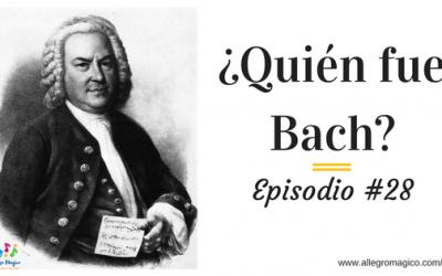 ¿Quién fue Bach? – Biografía para niños