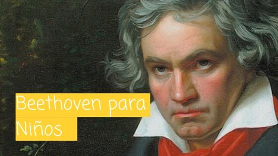 La vida y obra de Beethoven para niños - Allegro Mágico, Música clásica para niños.