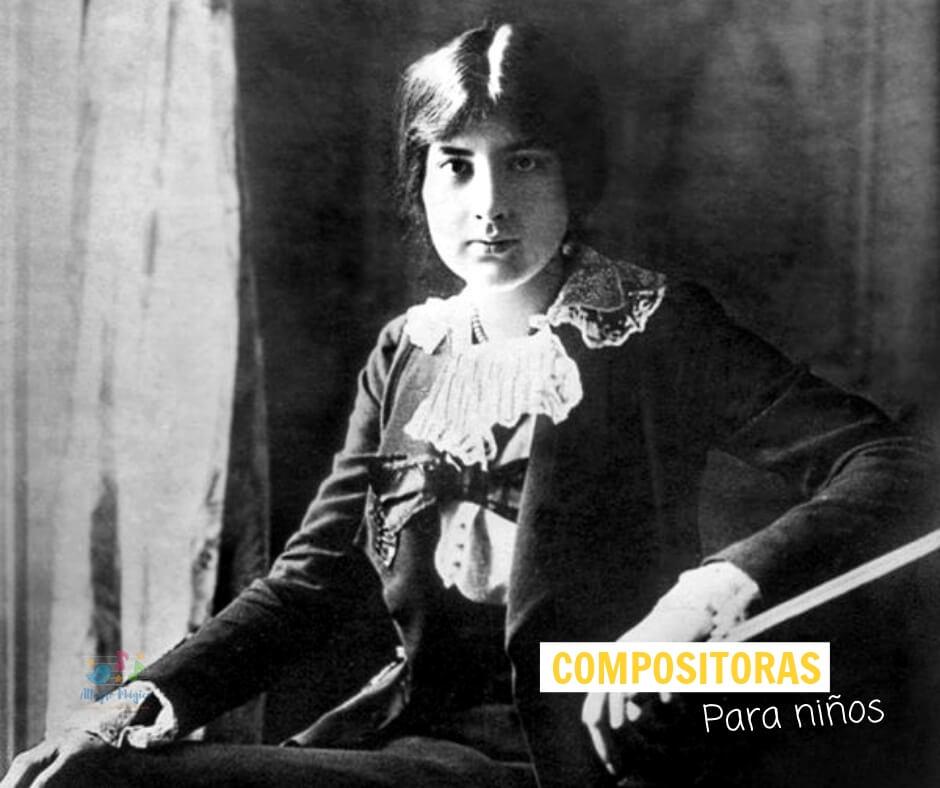 Grandes Compositoras De La Historia Mujeres En La Musica Clasica