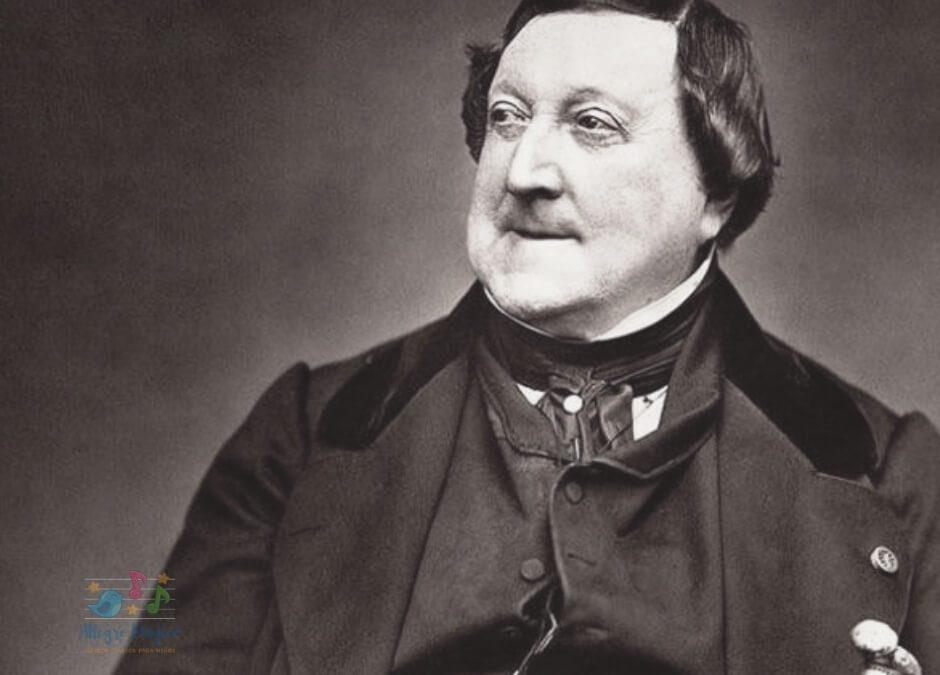 Rossini para niños.