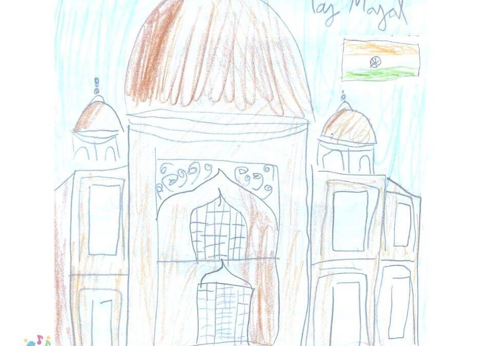 EPISODIO AUDIO AJUSTADO: Viajando por el mundo – Música de la India para niños.