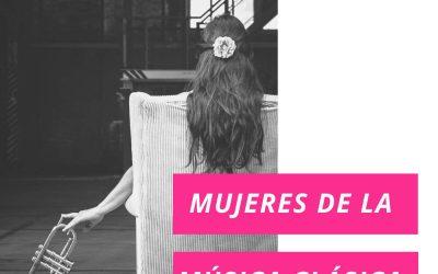Playlist: Mujeres en la música clásica, 25 piezas por conocer.
