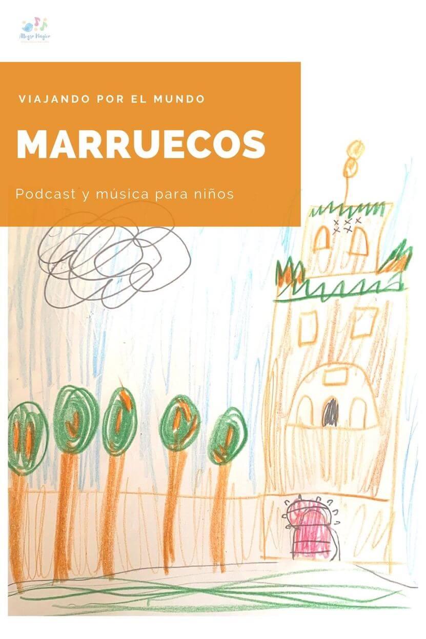 Música de Marruecos para Niños