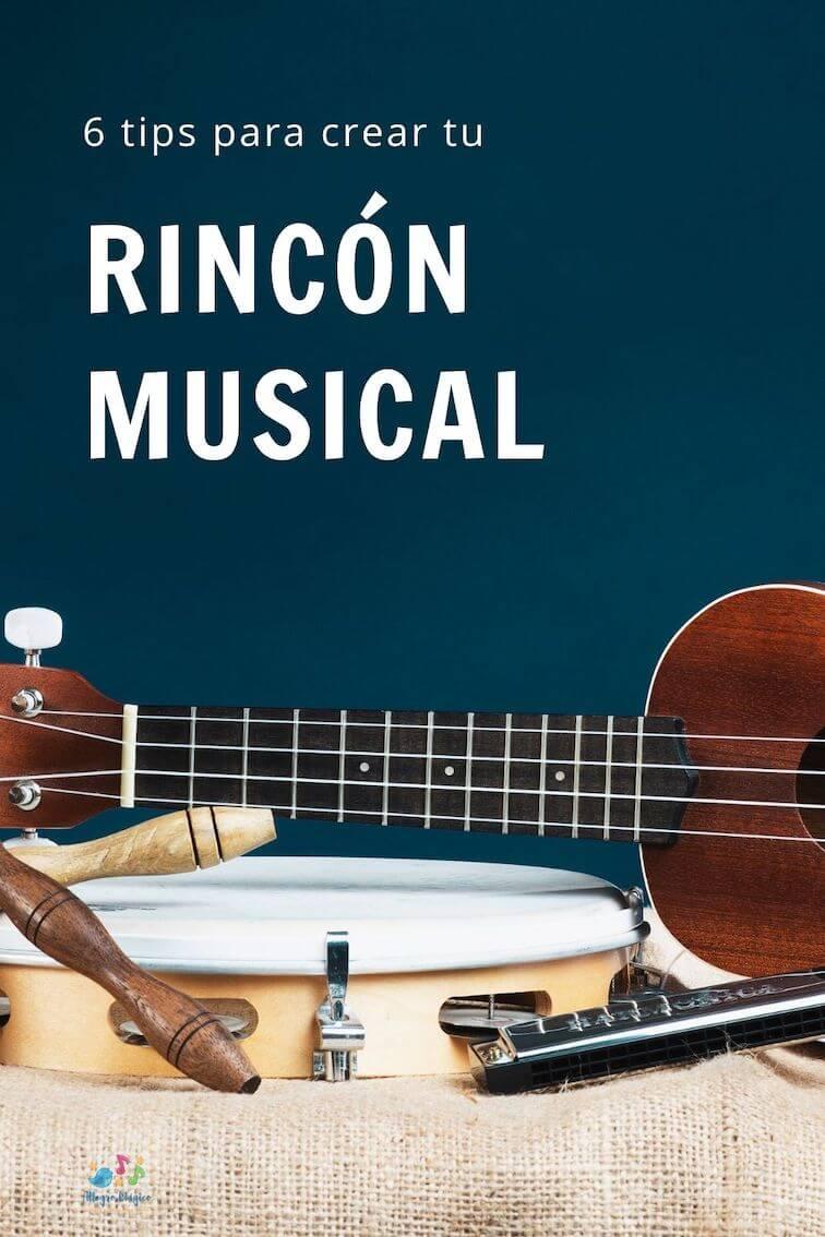 rincón musical / espacio musical
