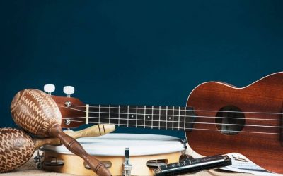 6 tips para crear tu espacio musical en casa.