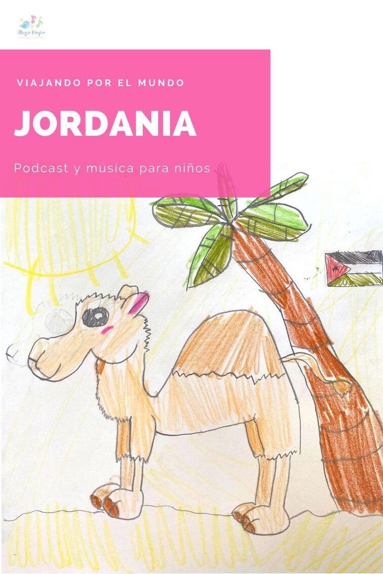 Música de Jordania para niños