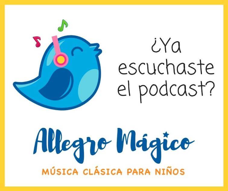 Conoce el podcast para niños