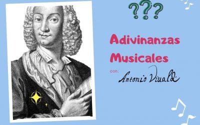 Adivinanzas Musicales con Antonio Vivaldi