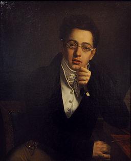 Schubert de Joven