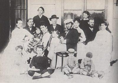 La Familia Von Meck.