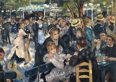 Renoir y el impresionismo