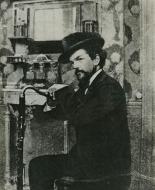 Claude Debussy 1897