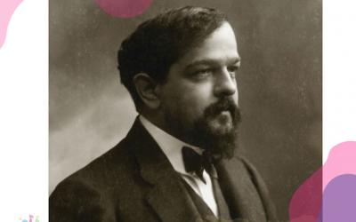 Debussy biografía para niños.