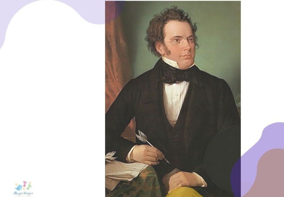 ¿Quién fue Franz Schubert? Biografía para Niños.