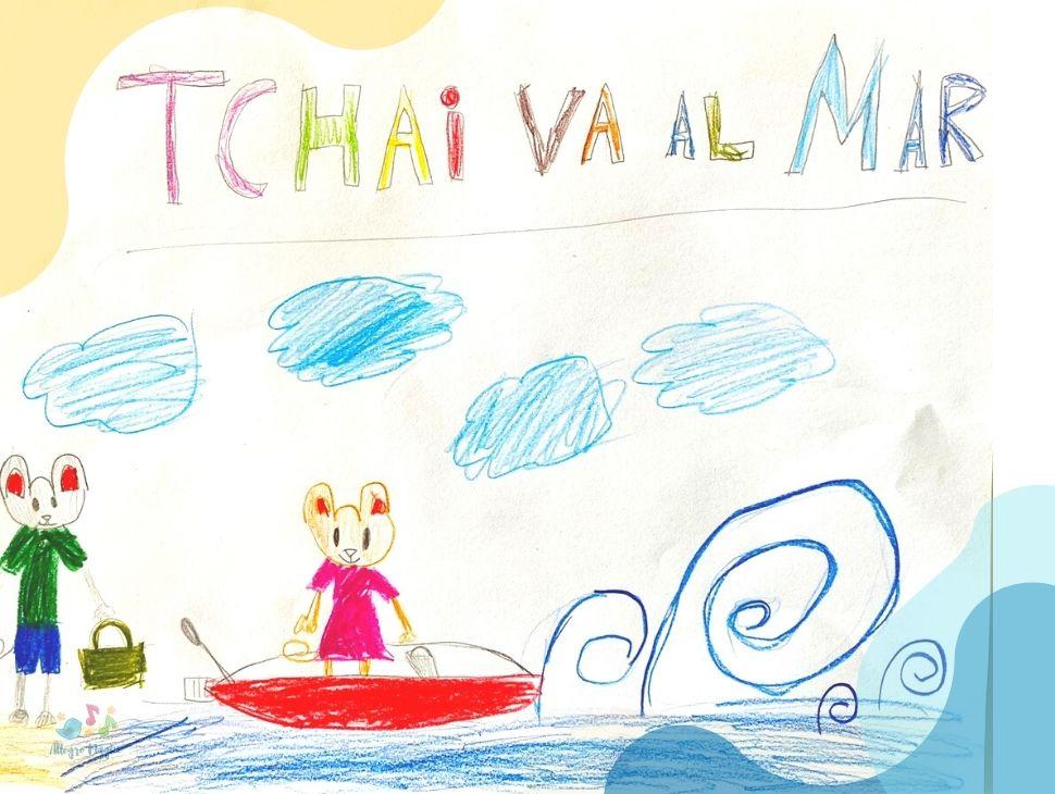 """""""La Mer"""" de Debussy para niños."""