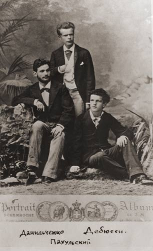 El trío de Von Meck.
