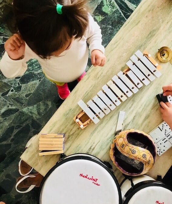 15 instrumentos musicales para niños por menos de 50€.