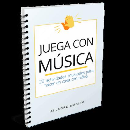 Actividades musicales para niños.