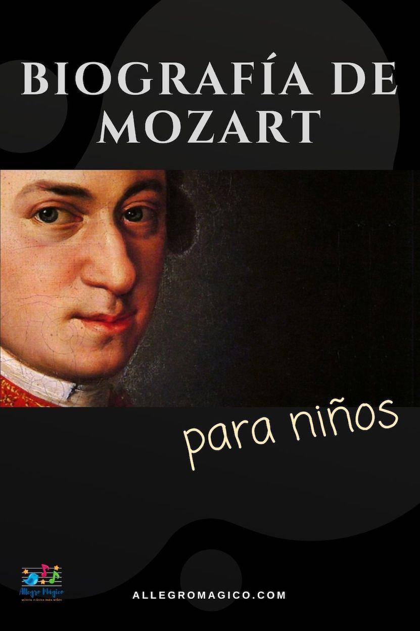 Mozart Biografía