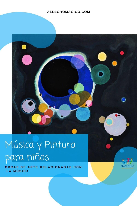 Episodio Podcast Música y Pintura para niños