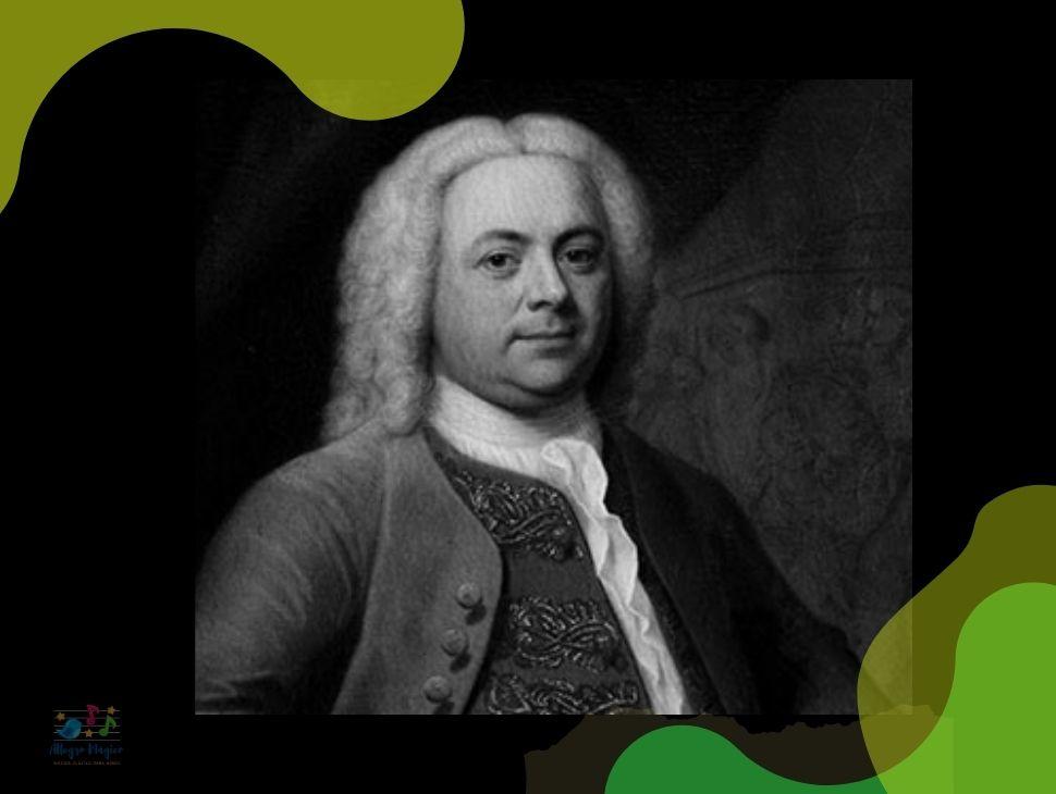 Händel, biografía para niños