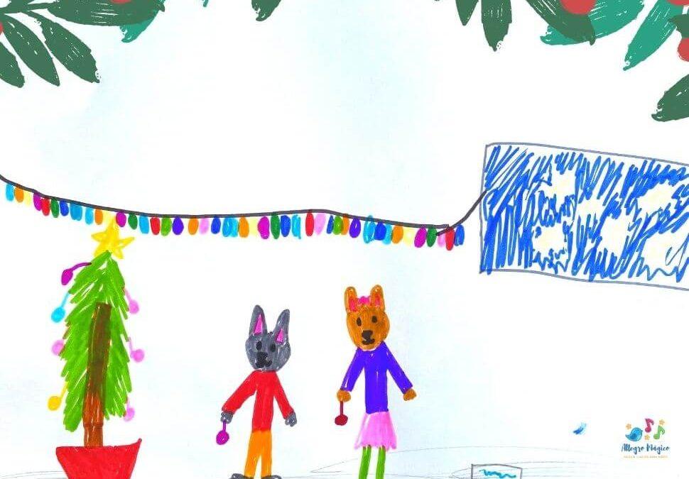 Tchai y la Navidad: Cuento de Navidad para Niños.