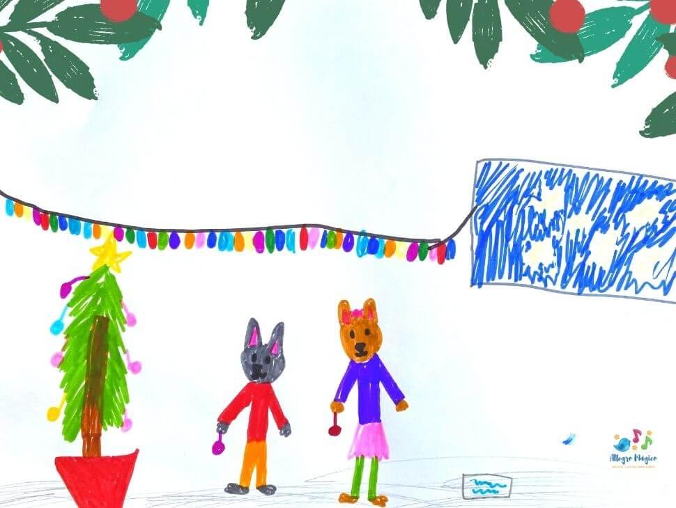 Tchai y la Navidad - Cuento de Navidad para Niños