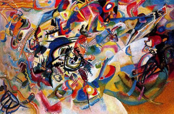 Kandinsky y la música.