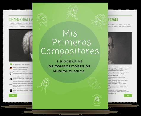 5 Compositores de música clásica para niños.
