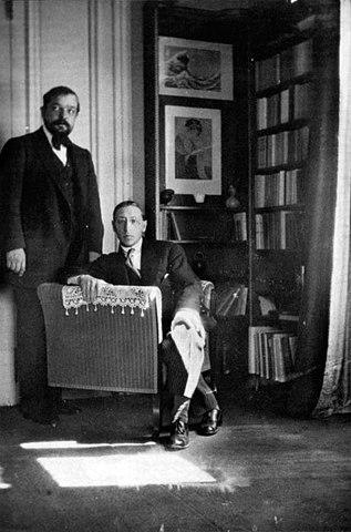 Debussy y Stravinsky