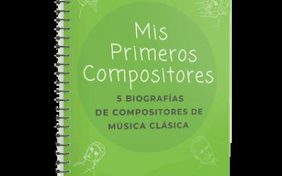 5 biografías de compositores de música clásica para niños.
