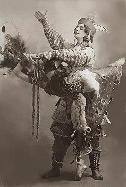 El Pájaro de Fuego - 1910