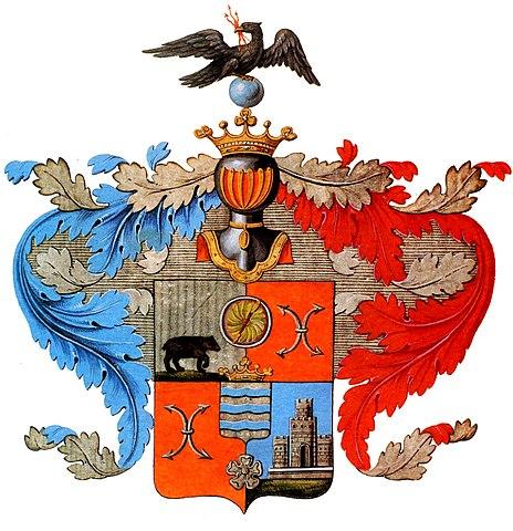 Rimsky-Korsakov escudo de armas