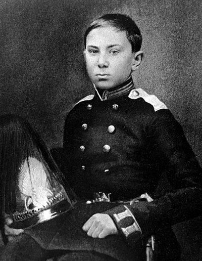 Rimsky-Korsakov de cadete