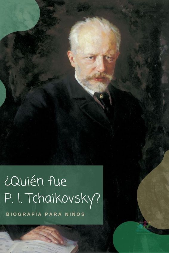 Tchaikovsky - Biografía para niños