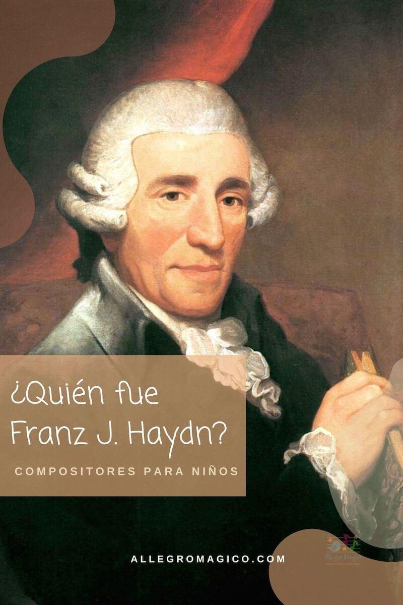 ¿Quién fue Haydn? Biografía para niños