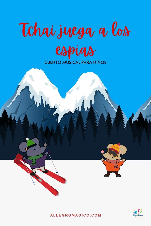 Cuento musical para niños con música de Rimsky-Kosakov