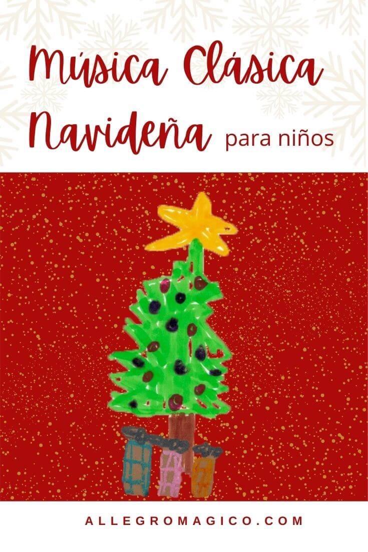 9 piezas de música clásica navideña para niños