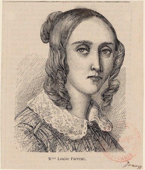 Louise Farrenc | Compositoras de música clásica del romántico