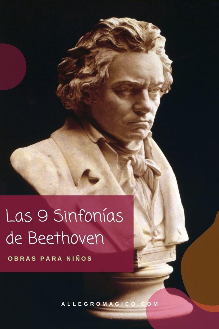 Las 9 Sinfonías de Beethoven para Niños