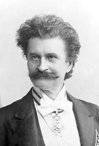 Johann Strauss II 1890