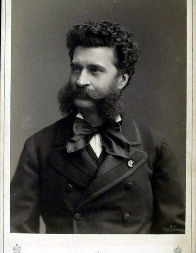 Joven Johann Strauss II