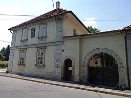 Casa donde nació Dvorák.