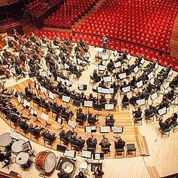 Orquesta y Sinfonía